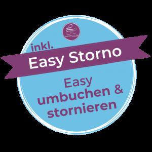 inkl.Easy umbuchen & stornieren